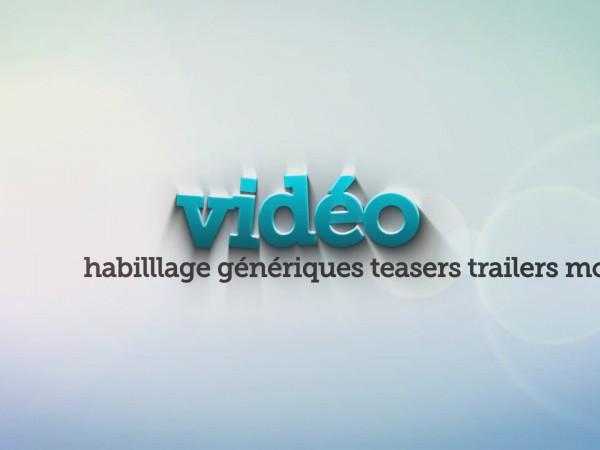 création vidéo entreprise style teaser de présentation