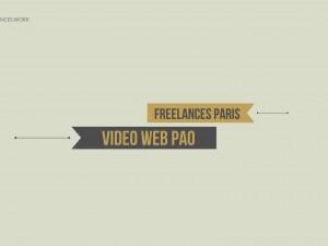 création animation slogan vidéo entreprise style en 2 mots/phrases