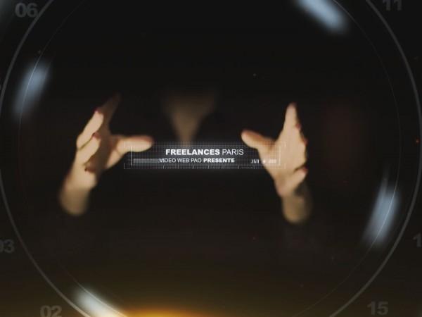 création vidéo entreprise style présentation de société corporate style mains