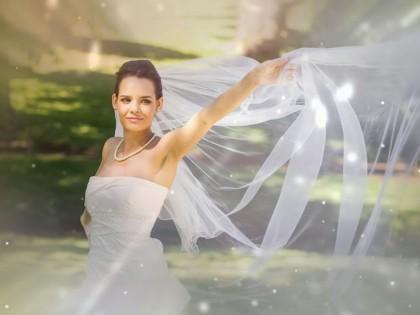 création vidéo entreprise style vidéo mariage thème points de lumières