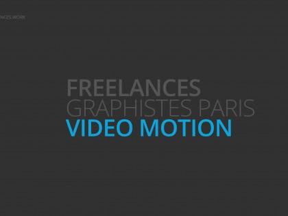 création animation slogan vidéo entreprise style en 6 mots/phrases