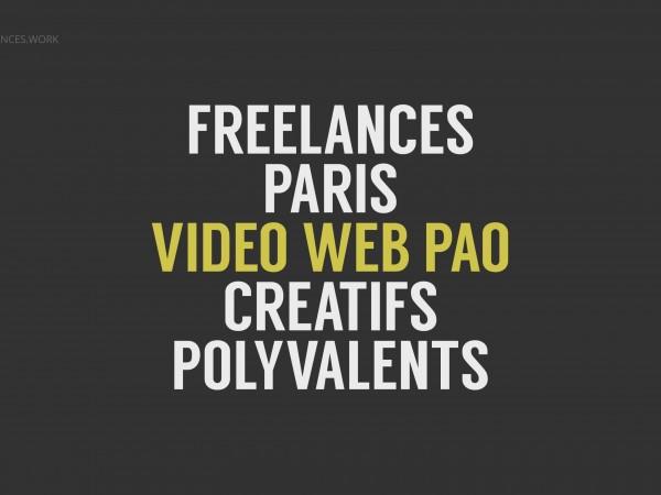 création animation slogan vidéo entreprise style en 5 mots/phrases